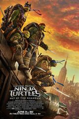 Teenage Mutant Ninja Turtles: Out of the Shadows (Film)