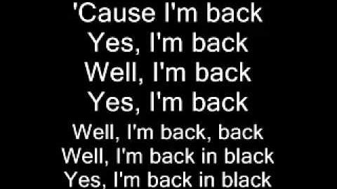 AC DC Back in Black (lyrics)-0
