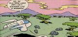 Archie dimension x planet eden 2