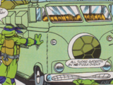 Turtle Van (Archie)
