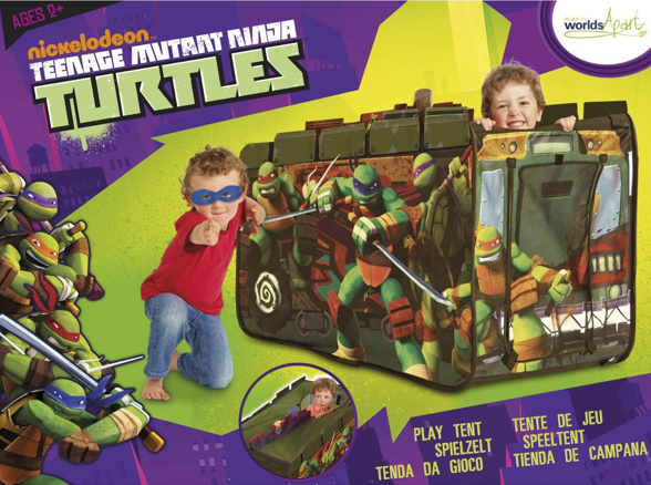 Battle Tank Feature Tent (2012 toy)  sc 1 st  TMNTPedia - Fandom & Battle Tank Feature Tent (2012 toy) | TMNTPedia | FANDOM powered ...