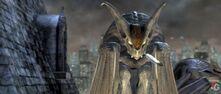 Gargoyle vampire monster