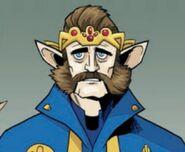 King zenter idw