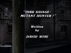 EP-166-TMNT1987-Dirk-Savage--Mutant-Hunter