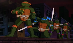 Mobster from dimension x 44 - turtles