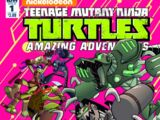 Teenage Mutant Ninja Turtles: Amazing Adventures - Robotanimals! issue 1