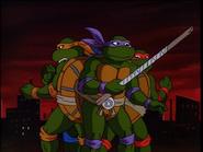 Wrath of the rat king 65 - three turtles