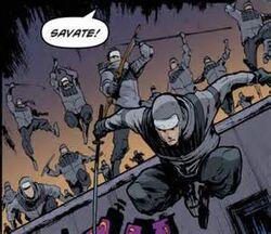 Savate Ninja