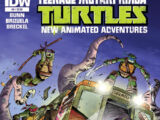 Teenage Mutant Ninja Turtles: New Animated Adventures issue 6