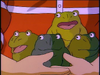 Invasion of the Punk Frogs 3