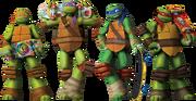 Teenage-mutant-ninja-turtles-stars-cast-leonardo-donatello-michelangelo-raphael-cgi-nicktoon-tmnt-nicktoons-nick