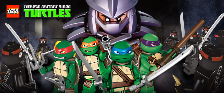 lego tmnt - Lego Ninja Turtles Coloring Pages