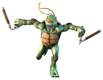 Michelangelo 2007 Video Games Tmntpedia Fandom