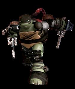 Super-ninja-raphael