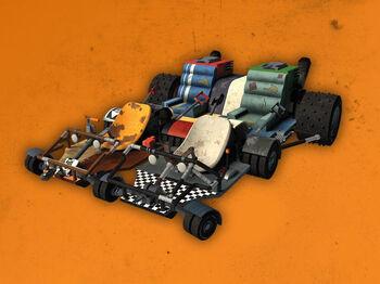 Patrol-buggy