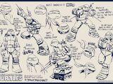 Teenage Mutant Ninja Turtles (2012 TV series)/Concept Art