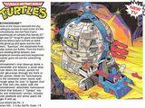 Technodrome (unreleased toy)