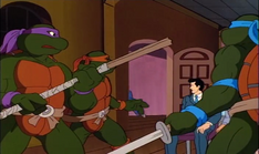 Mobster from dimension x 9 - turtles