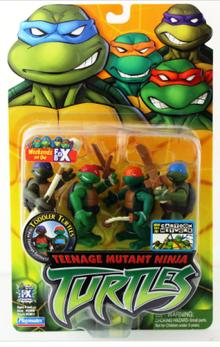 Toddler Turtles 2004