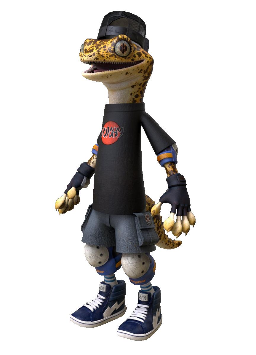 Mondo Gecko | Wiki TMNT | FANDOM powered by Wikia