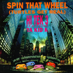 Spin That Wheel Cover