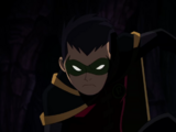 Damian Wayne (Batman vs. TMNT)