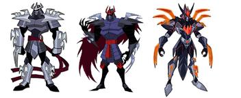 2003 Shredders