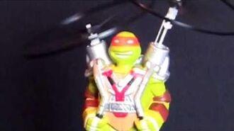 Ninja Control Flying Mikey Instructional Video
