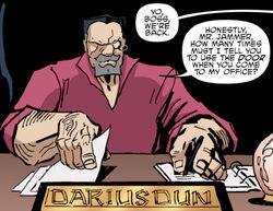 Darius Dun (IDW)