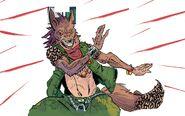 Teenage Mutant Ninja Turtles Universe 011-016