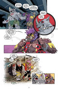 Bebop and Rocksteady's new look