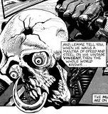 Mutato-Head Bone Ugly
