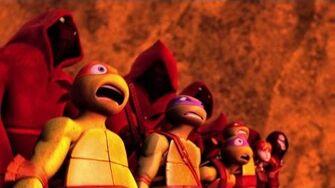 Teenage Mutant Ninja Turtles The Rise of Kavaxas! (Voiced by Mark Hamill) - NYCC 2016