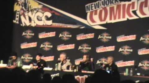 Nickelodeon's TMNT Panel at NYCC 2013 Part 3