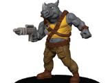 Rocksteady (Heroclix TMNT2-017)