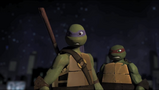Donnie and Raphael