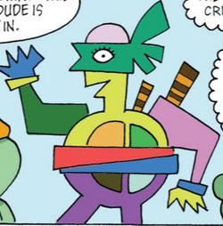 Picasso TMNT