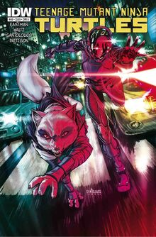 TMNT-40 Cover-A