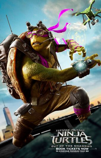 Donatello Paramount Tmntpedia Fandom
