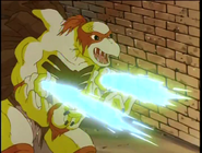 The return of dregg 11 - energy blasts