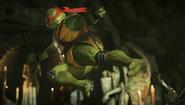 Injustice 2 trailer - raph kick