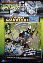 Combat Warriors Shredder