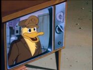 Ace duck cartoon
