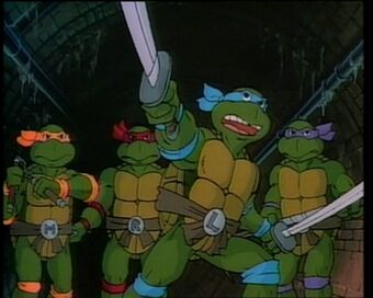 Image result for tmnt 1987