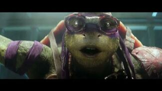 "TMNT Movie - ""Motion Capture"" Promo Clip"