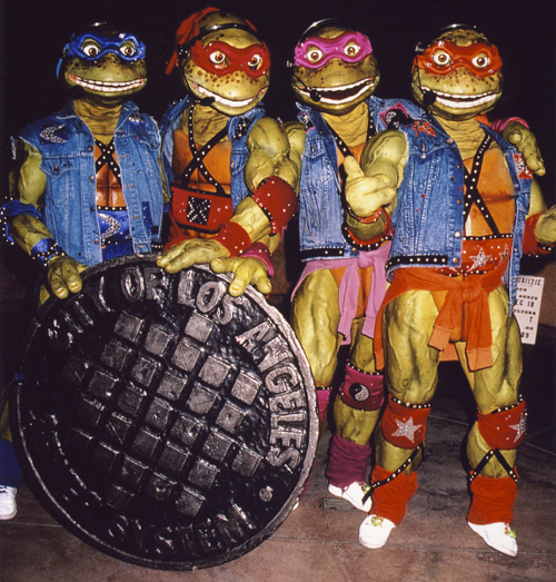 Coming Out Of Their Shells Tmntpedia Fandom