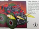 Turtle Tenderizer 4X4 (unreleased toy)