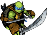 Leonardo (IDW video games)