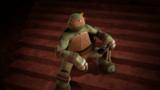 Mikey- Attack Zombie Shredder