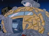Technodrome Mark-II